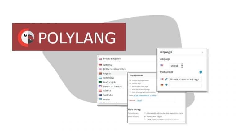 เว็บหลายภาษา